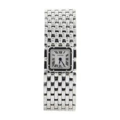 Armbanduhr CARTIER Panthère Silberfarben, stahlfarben