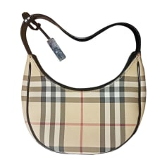 Borsetta in pelle BURBERRY Multicolore
