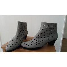 Bottines & low boots à talons ARCHE Gris, anthracite