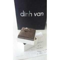Ring DINH VAN or blanc