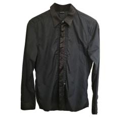 Shirt MARITHÉ ET FRANÇOIS GIRBAUD Black