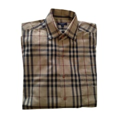 c04724b20c8f Chemises   Chemisettes Burberry Homme   articles luxe - Videdressing