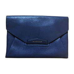 Clutch GIVENCHY Blue, navy, turquoise