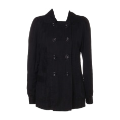 Coat MARC BY MARC JACOBS Black