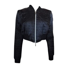 Zipped Jacket JEAN PAUL GAULTIER Black