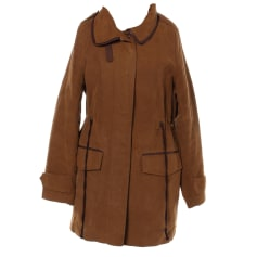 Coat SESSUN Brown