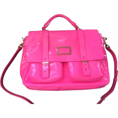 Leather Shoulder Bag MARC BY MARC JACOBS Pink, fuchsia, light pink