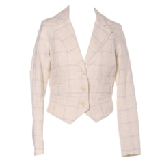 Jacket SESSUN White, off-white, ecru