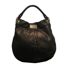Leather Handbag MARC BY MARC JACOBS Black