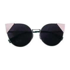 Sunglasses FENDI Pink, fuchsia, light pink