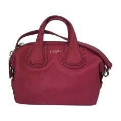 Leather Handbag GIVENCHY Nightingale Pink, fuchsia, light pink