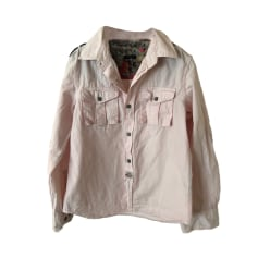 Camicia IKKS Rosa, fucsia, rosa antico