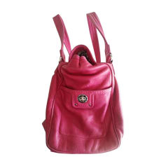 Leather Handbag MARC BY MARC JACOBS Pink, fuchsia, light pink