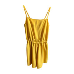 Playsuit CARVEN Yellow