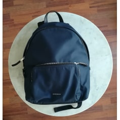 Backpack BURBERRY Blue, navy, turquoise