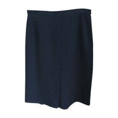 Jupe mi-longue SONIA RYKIEL Bleu, bleu marine, bleu turquoise