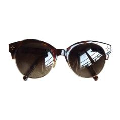 Sonnenbrille CHLOÉ Braun