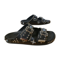 Sandals GIVENCHY Black