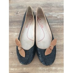 Ballet Flats CACHAREL Black