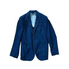 Jacket LY ADAMS Blue, navy, turquoise