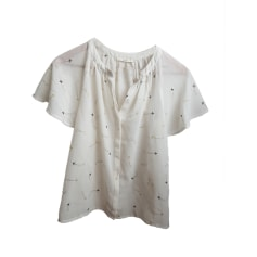 Blouse SESSUN White, off-white, ecru