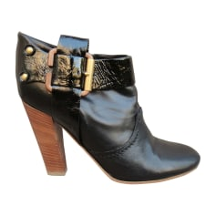 High Heel Ankle Boots CHLOÉ Black