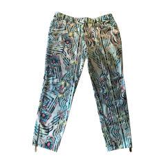 Straight Leg Jeans VERSACE Multicolor