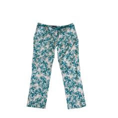 Pantalon droit LIU JO Multicouleur