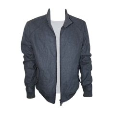 Jacket HUGO BOSS Gray, charcoal
