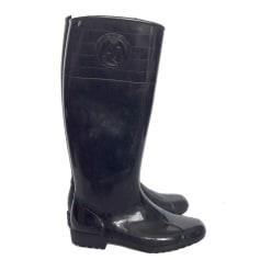 10fd4e8f2f3 Bottes de pluie Armani Jeans Femme   articles tendance - Videdressing