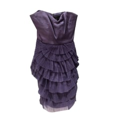 Mini Dress BCBG MAX AZRIA Purple, mauve, lavender