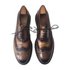 Lace Up Shoes BERLUTI Brown