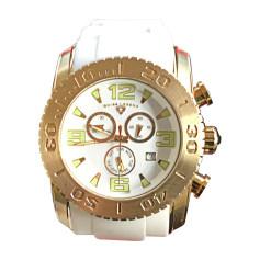 Armbanduhr SWISS LEGEND Weiß, elfenbeinfarben