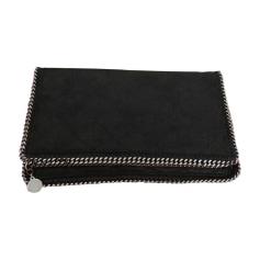 Non-Leather Clutch STELLA MCCARTNEY Black