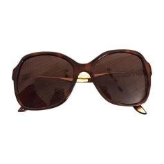 Sunglasses CARTIER Brown