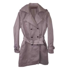Waterproof, Trench COMPTOIR DES COTONNIERS Gray, charcoal