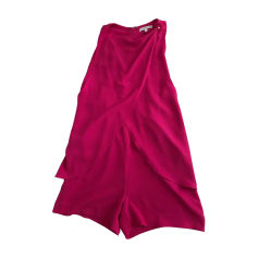Playsuit VANESSA BRUNO Pink, fuchsia, light pink