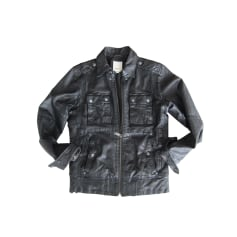 Zipped Jacket DIESEL Black