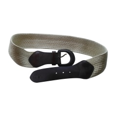 Wide Belt RALPH LAUREN Brown