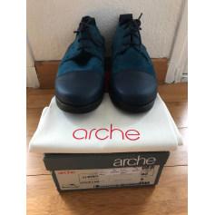 Chaussures à lacets  ARCHE Bleu, bleu marine, bleu turquoise