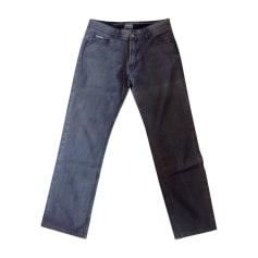 Jeans dritto ARMANI COLLEZIONI Grigio, antracite