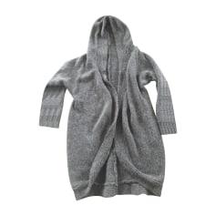 Vest, Cardigan HUGO BOSS Gray, charcoal