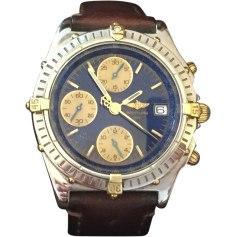 Armbanduhr BREITLING Chronomat Silberfarben, stahlfarben