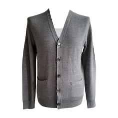 Vest, Cardigan RALPH LAUREN Gray, charcoal