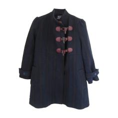Coat JEAN PAUL GAULTIER Blue, navy, turquoise