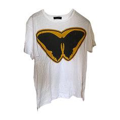 T-Shirts VALENTINO Weiß, elfenbeinfarben
