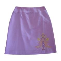 Kostüm JEAN PAUL GAULTIER Violett, malvenfarben, lavendelfarben