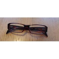 Monture de lunettes ALAIN MIKLI Rouge, bordeaux