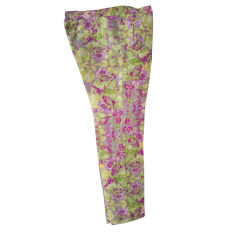 Straight Leg Pants MAJE Multicolor