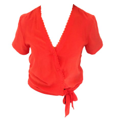 Blouse SÉZANE Orange